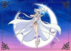 Yay Sailor Cosmos (AKA Sailor Moon)