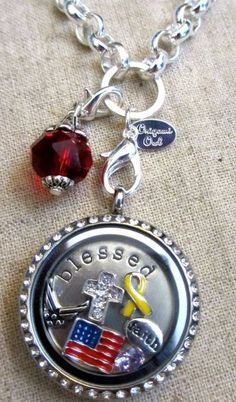 Origami Owl-Support the troops!... owlkeepyoucharmed.origamiowl.com