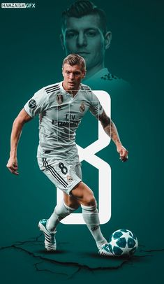 """Toni Kroos has become first player to win 5 FIFA Club World Cup ! Fotos Real Madrid, Real Madrid Club, Real Madrid Football Club, Real Madrid Players, Messi And Ronaldo, Cristiano Ronaldo 7, Arsenal Players, Arsenal Football, Toni Kroos"