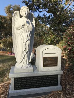 A letterbox where you can post a prayer for your departed loved ones to the Archangel Gabriel. This is near the entrance to the Children and Babies section of Woronora Memorial Park, at Sutherland, in the southern suburbs of Sydney Australia.