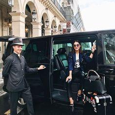 Au revoir Paris! Huge thanks to @vipturismoparis for taking me around all week! ❤️ You guys are the best! ------ Até breve Paris! Obrigadaaaaa a equipe do @vipturismoparis pelo serviço impecável de sempre! Vocês são demais!!! ❤️  #Regram via @camilacoelho