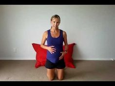 How to Turn a Breech, Posterior or Transverse baby by Pregnancyexercise.co.nz