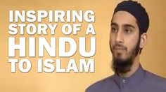 INSPIRING Story of Canadian Hindu becoming Muslim