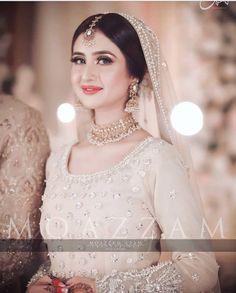 muslim wedding dresses with veil Pakistani Wedding Outfits, Pakistani Bridal Dresses, Pakistani Wedding Dresses, Pakistani Gharara, Walima Dress, Bridal Lehenga, Pakistani Bridal Makeup Hairstyles, Bridal Dress Design, Bridal Photoshoot