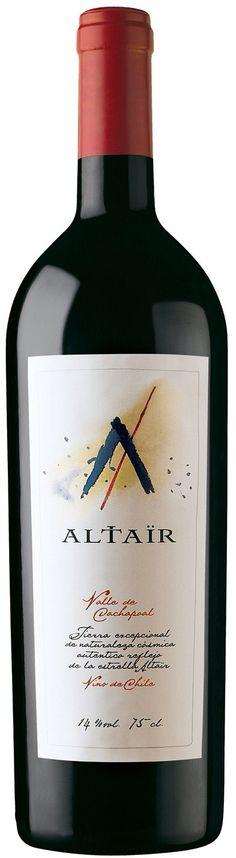 Excelente vinho chileno!
