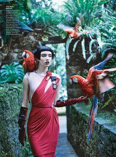 Grace Hartzel, Mikael Jansson, Vogue US