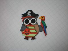 A Pirate Owl JR