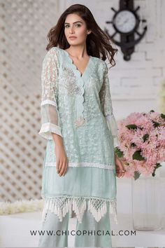 Neck Designs For Suits, Sleeves Designs For Dresses, Dress Neck Designs, Stylish Dress Designs, Pakistani Fashion Party Wear, Pakistani Formal Dresses, Pakistani Dress Design, Indian Dresses, Kurti Designs Party Wear