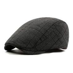 Style: Beret Hats Material: Cotton Hat circumference: about (adjustable) Hat Depth: about Visor: about Mens Beret Hat, Vintage Men, Retro Vintage, British Style Men, Mens Sun Hats, Flat Hats, Winter Hats For Men, Hat For Man