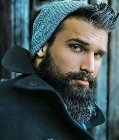 Best Beard Balms and Conditioners. All products made with the finest Beard Oil and Beard Wax ingredients to give your great style, hold and tame Beard hair. Beard Styles For Men, Hair And Beard Styles, Beautiful Men Faces, Gorgeous Men, Hairy Men, Bearded Men, Best Beard Balm, Beard Wax, Mustache Styles