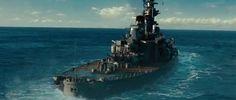 Battleship Movie: USS Missouri Battleship