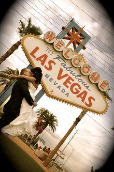 Vegas Style Wedding!!!