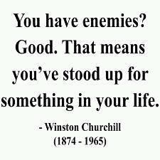 I like Churchill's perspective about this :)