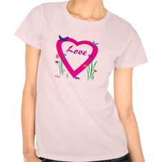 Spring Heart Love Shirt