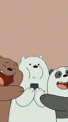 Cute Panda Wallpaper, Disney Phone Wallpaper, Cartoon Wallpaper Iphone, Bear Wallpaper, Kawaii Wallpaper, Cute Wallpaper Backgrounds, Aesthetic Iphone Wallpaper, Nike Wallpaper, Wallpaper Lockscreen