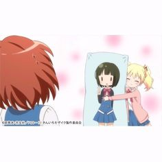 "Crunchyroll - Hobby Stock Compensates for Lack on ""Kinmoza!"" Anime With Shino No. 2 Hug Pillow"