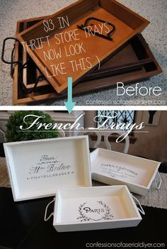 nice Three French Trays | Confessions of a Serial Do-it-Yourselfer by http://www.99-home-decorpictures.xyz/french-decor/three-french-trays-confessions-of-a-serial-do-it-yourselfer/