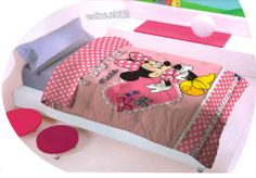 Introvabile Trapunta Invernale Minnie Disney - Raso line L.F.D. Home