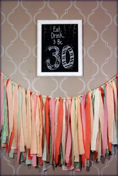The Lovely Cupboard: 30th Birthday Brunch