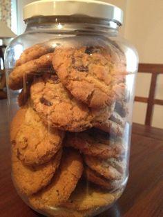 Sin gluten: Sin gluten: Cookies paso a paso