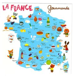 Educational infographic & data visualisation Popular french foods by region. Infographic Description Popular french foods by region - Infographic Source French Teacher, Teaching French, France Map, France Travel, French Classroom, French Resources, Thinking Day, French Lessons, Ansel Adams