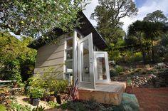 The original Studio Shed. From simple storage to studio spaces with lifestyle interiors, it's the backyard shed. Design and build your own backyard room from Studio Shed today. Backyard Studio, Backyard Sheds, Garden Studio, Outdoor Sheds, Backyard Buildings, Cabana, Prefab Shed Kits, Storage Shed Kits, Barn Storage