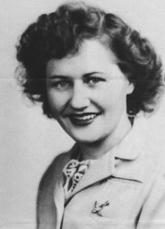 This is Rose Monroe, the riveter whose wartime efforts inspired the famous motivational poster. She worked at the Willow Run Aircraft Factory in Ypsilanti, Michigan, building B-29 and B-24 bombers for the U.S. Army Air Forces. In her 50s, she learned to pilot a plan herself