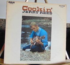 Jerry Reed Lp Cookin' RCA LSP 4293 Near Mint #ContemporaryCountryCountryPopNashvilleSoundTraditionalCountryClassicCountry
