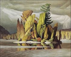 Group of 7: AJ Casson, Little Island
