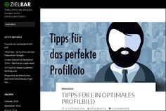 Sehr guter Blogartikel von Steve Brattig auf ZIELBAR: Tipps für das perfekte Profilfoto
