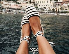 If you're hoping to escape the Dubai heat, this edit of the 25 best travel accessories will see you through your next trip in the most stylish way. Samantha Maria, Sammi Maria, Espadrilles Outfit, Spanish Espadrilles, Best Travel Accessories, Travel Style, Lifestyle Blog, Traveling By Yourself, Ideias Fashion