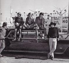 Buffalo Springfield, 1966 Bruce Palmer, Dewey Martin, Stephen Stills, Neil Young, Richie Furay