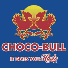 Final Fantasy VII - Choco-Bull Energy Drink by FFVII-TheSeries
