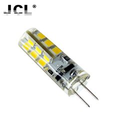 $0.62 (Buy here: https://alitems.com/g/1e8d114494ebda23ff8b16525dc3e8/?i=5&ulp=https%3A%2F%2Fwww.aliexpress.com%2Fitem%2FHigh-Power-SMD-3014-3W-6W-DC-12V-G4-Led-Lamp-Replace-10w-30W-halogen-Lamp%2F32240411791.html ) Lampada Led G4 Lamp 12V 220V SMD 2835 3014 3w 5w 6w Replace 10w 30W halogen 360 Beam Angle luz lampada LED Bulb Spotlight Lamps for just $0.62
