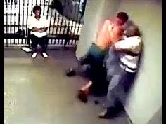 Ouch! PRISON BRAWL! Bully Picks a Fight With the Wrong Guy in a Jail Cell! CENSORED VIDEO!!!