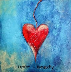 """Man looks on the outward appearance, but the Lord looks on the heart."" 1 Samuel 16:7 So invest heavily in heart beauty.  --tweet from John Piper"