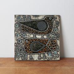 リサ・ラーソンのビンテージ陶板、IDEEで販売 | 北欧雑貨と日本の民芸