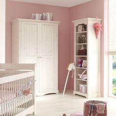 Steens Möbel babykamerset karlotta 3 delige set grenenhout whitewash kinder