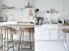 Kitchen with charme