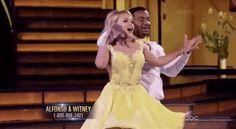 Alfonso Ribeiro faz a dança de Carlton Banks no 'Dancing With The Stars'