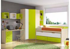 Como los muebles se adaptan a tu habitación juvenil | Blog de Glicerio Chaves