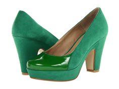 Vigotti Bethan Dark Green Suede - Zappos.com Free Shipping BOTH Ways