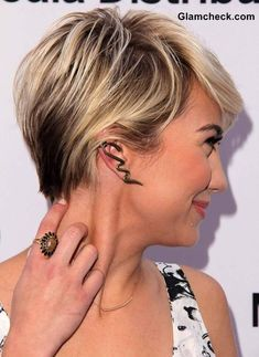 Celeb Accessory: Chelsea Kane's Snaky Earrings & Sunburst Ring