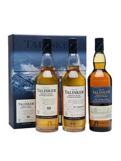 Talisker Gift Pack / 3x20cl