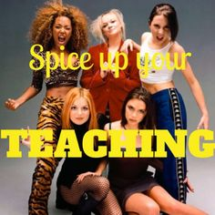 Love, Teach: Five Ways To Spice Up Your Teaching With Almost Zero Effort!