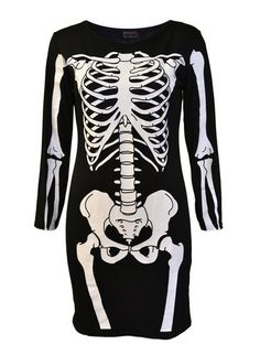 Get Skeleton Costume Suit in Last Minute Costume Offer for Halloween