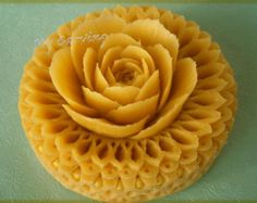 Carving soap lilac bar soap thai carving soap soap by ABCarving
