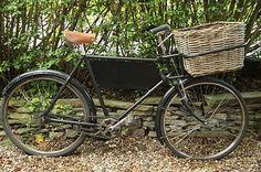 vintage pashley butchers bicycle bakers tradesman deli grocers