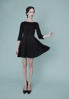 Vestido Onix - Comprar en Lulu Martins