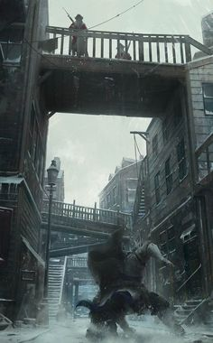 Assassin's Creed 3 - William Wu